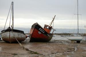 Mersea boat